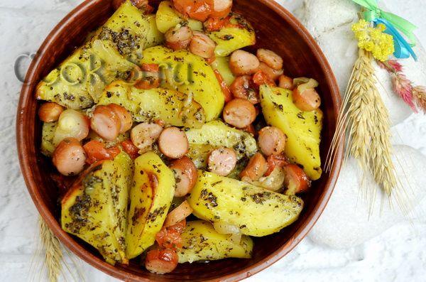 Картошка в микроволновке - рецепты с фото. как приготовить печеную картошку в микроволновке