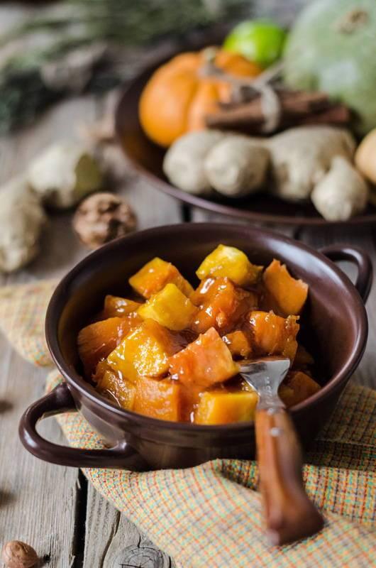 Рецепты из тыквы: вкусные и простые в духовке