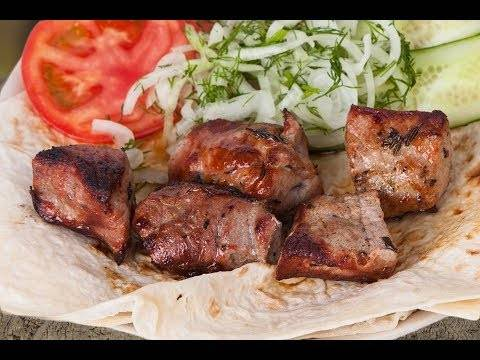 Армянский шашлык из свинины: секреты от мастера!