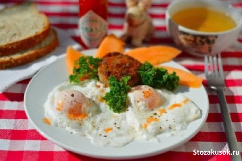 Классический французский завтрак это… не то, что вы подумали!