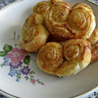 Печенье из слоеного теста - самые вкусные рецепты из готового полуфабриката