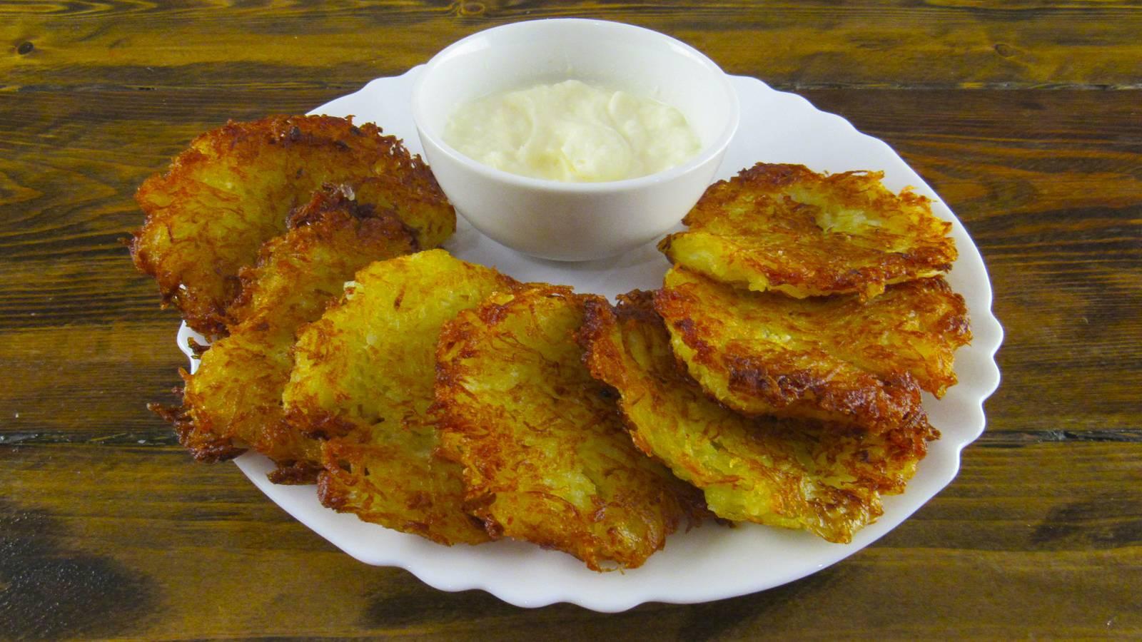 Ирландские картофельные сконы
