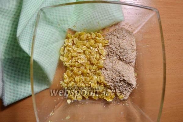 Быстрая гранола с кокосовой стружкой в микроволновке – рецепт пошаговый с фото