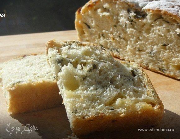 Пшеничный хлеб со шпинатом - рецепт с фотографиями - patee. рецепты