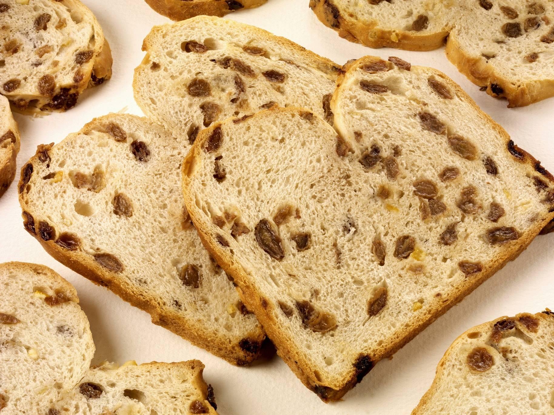 Хлеб с грецкими орехами в хлебопечке