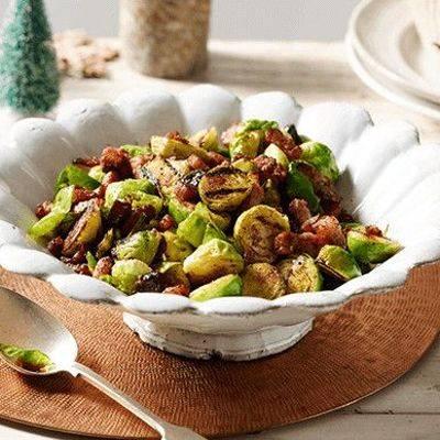Брюссельская капуста — 10 рецептов быстрого приготовления
