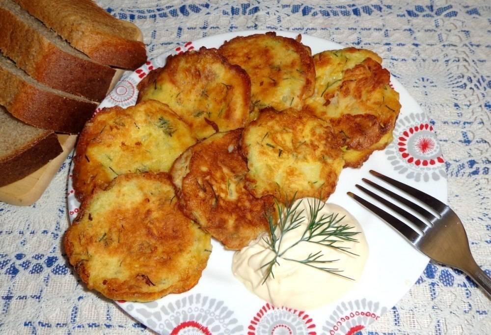 Кабачки в кляре на сковороде с чесноком: рецепт с фото пошагово