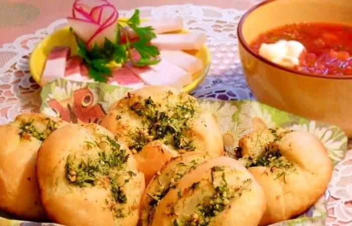 Заварные булочки с сыром и розмарином