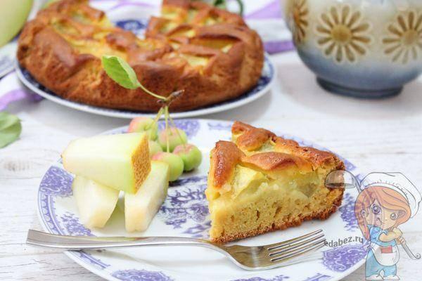 Яблочные пирожки с яблоками в духовке - 23 домашних вкусных рецепта