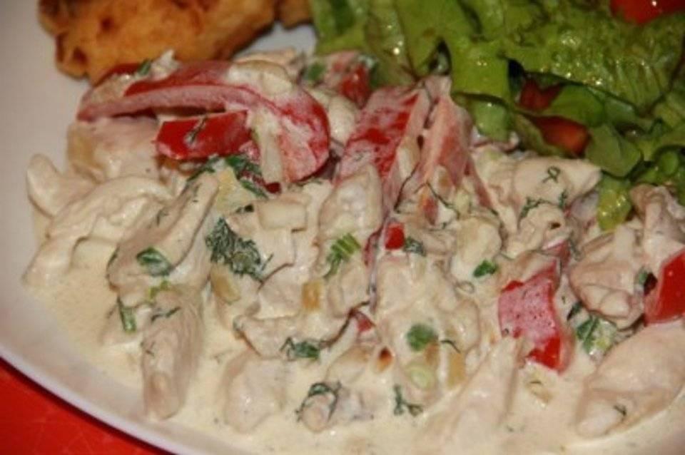 Куриная грудка в сливочном соусе - рецепты с фото. как приготовить филе курицы в сливках запеченное и тушеное