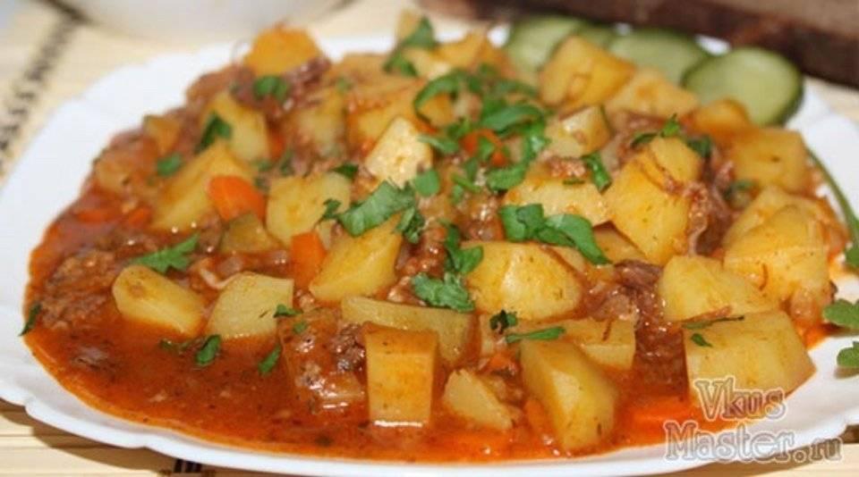 Картошка с тушенкой в мультиварке, на сковороде, в духовке - рецепты супа, жаркого и пирога