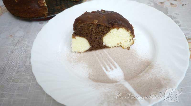 Кекс вкуснейший творожный