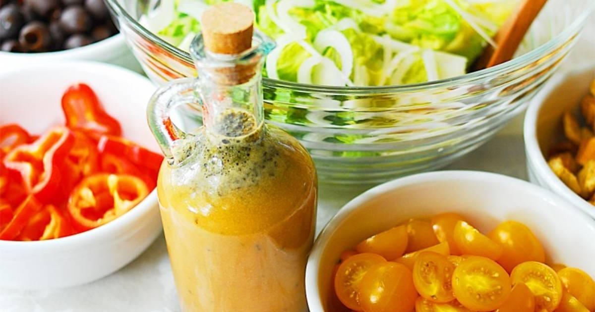 Как приготовить Ранч - универсальную заправку для салатов