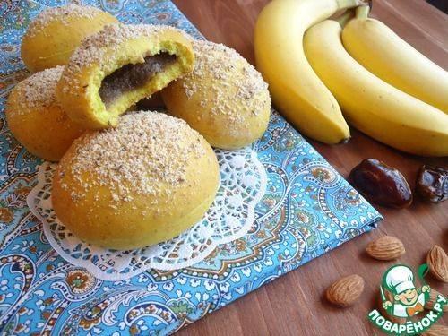 Хлеб с финиками
