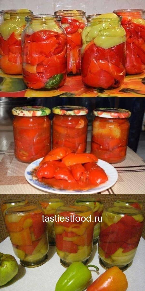 Острый (горький) перец на зиму: 6 рецептов с фото пошагово