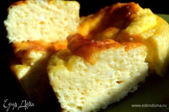 Пышный омлет в духовке: вкусные рецепты с фото