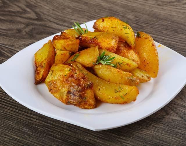 Картошка в духовке - рецепты джуренко