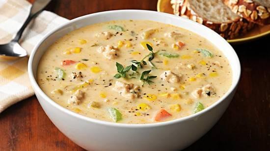 Суп чаудер: классический рецепт приготовления
