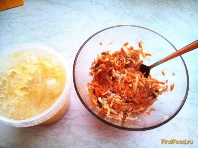Салат из моркови и яблока в простых и изысканных рецептах