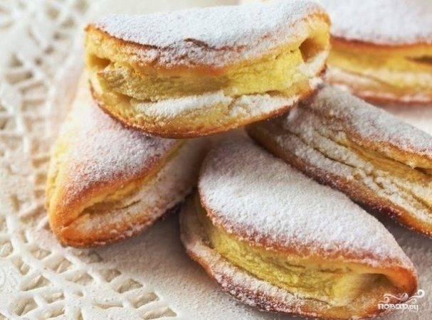 Печенье с яблоками – самые вкусные рецепты с творогом, корицей изи песочного или слоеного теста