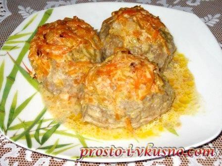 Ленивые голубцы в духовке - пошаговый рецепт с фото |  блюда из мяса