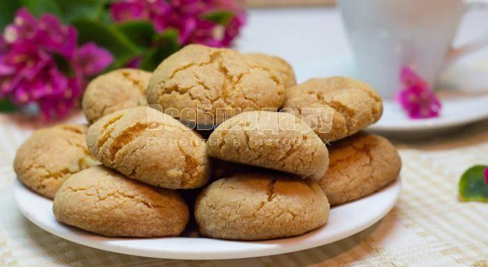 Рецепт домашнего овсяного печенья без яиц: простое и очень вкусное