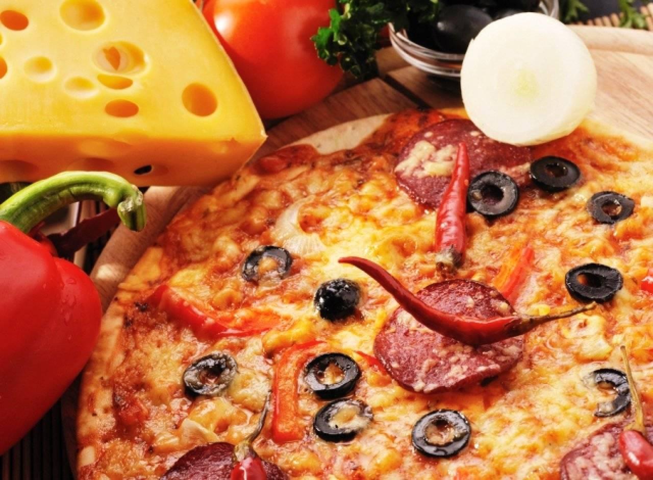 Томатный соус для пиццы — 11 рецептов