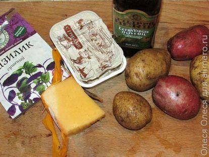 Куриные ножки с картошкой в рукаве - 7 пошаговых фото в рецепте