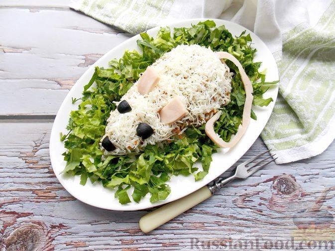 Рецепты самых вкусных салатов с крупами. часть i :: способы и советы :: «живи!»