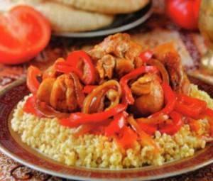 Булгур с курицей: 5 рецептов, готовим на сковороде, в мультиварке, в духовке - onwomen.ru