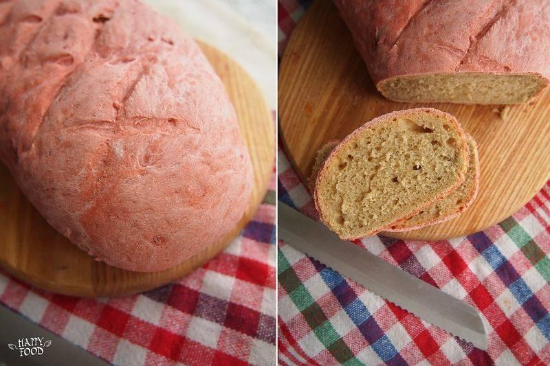 Хлеб с сыром и семенами льна