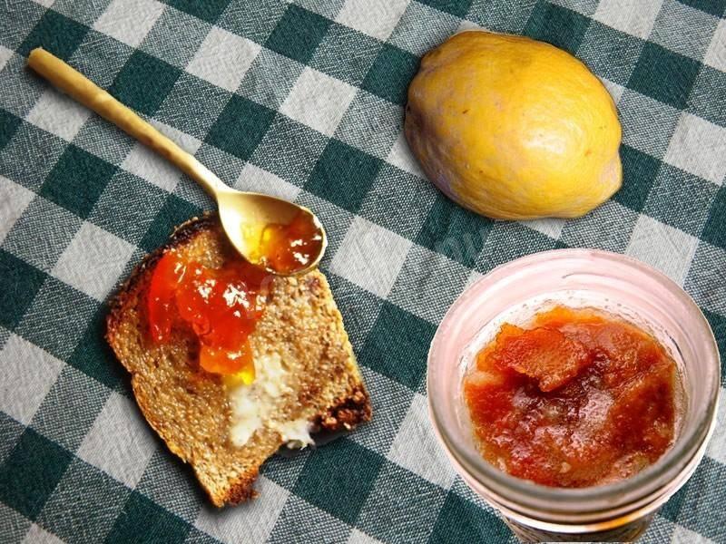 Как приготовить джем из айвы: доступные рецепты