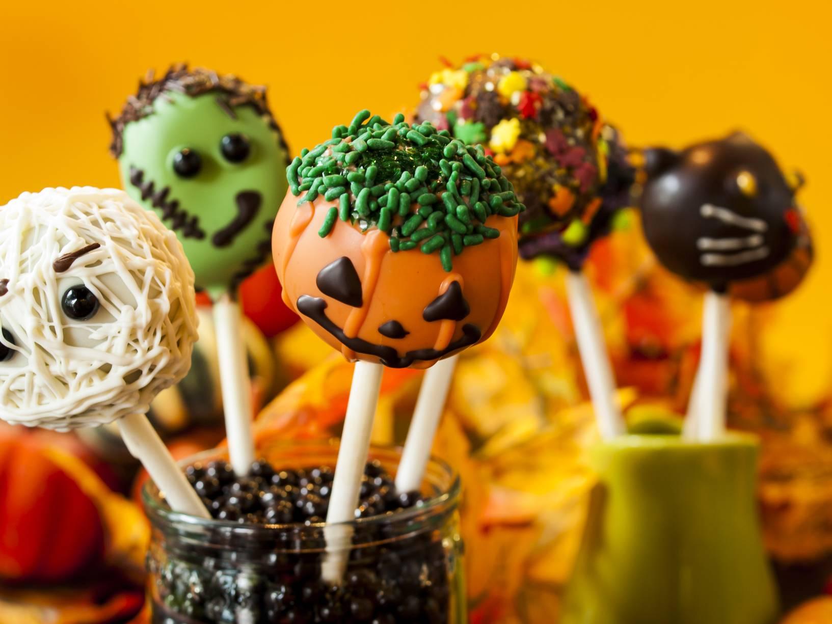 Рецепты блюд на хэллоуин с фото, что приготовить на хэллоуин на webspoon.ru