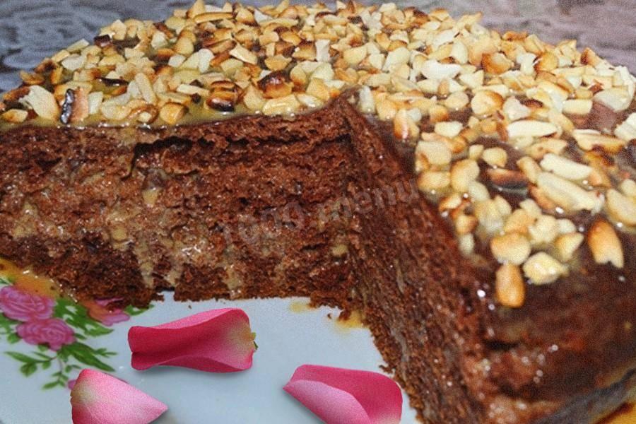 Бисквит на кефире: рецепт с фото пошагово