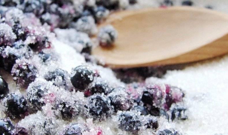 Черника перетёртая с сахаром. - как перетереть чернику с сахаром - запись пользователя ❂мушка-норушка❂ (dashka1993) в сообществе кулинарное сообщество в категории заготовки (варенье, соленья, консервирование, заморозка) - babyblog.ru