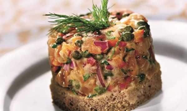 Тартар из лосося — лучшие рецепты. как правильно и вкусно приготовить тартар из лосося.
