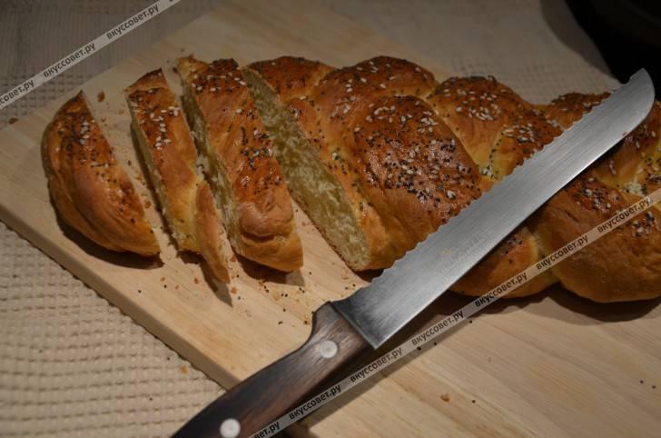 """Праздничный хлеб """"хала"""""""