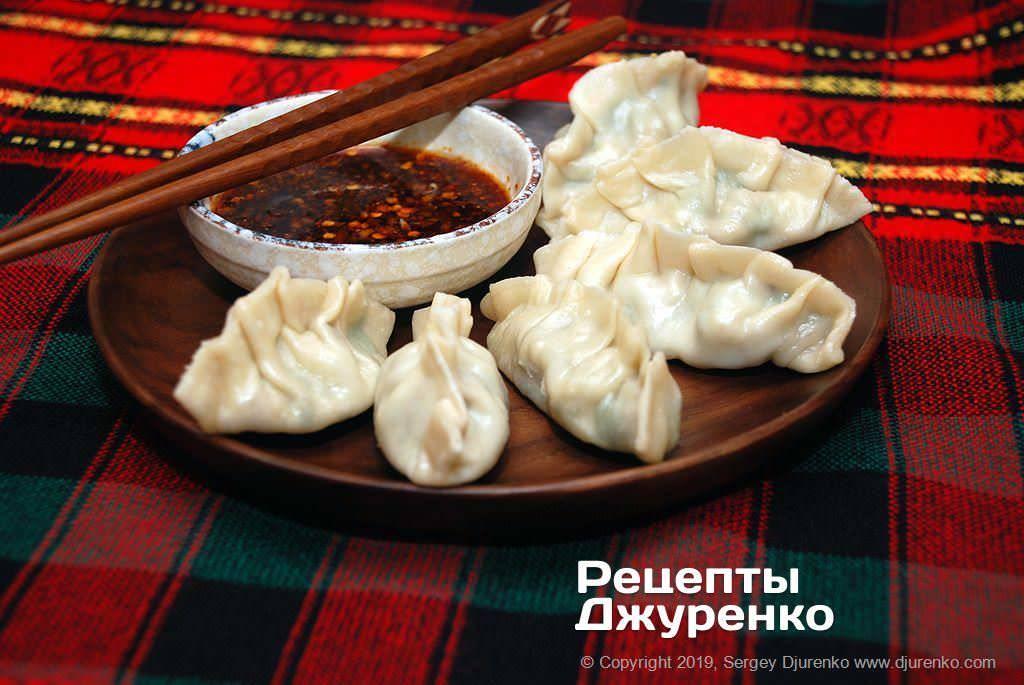 Китайские пельмени - лучшие рецепты вкусного блюда