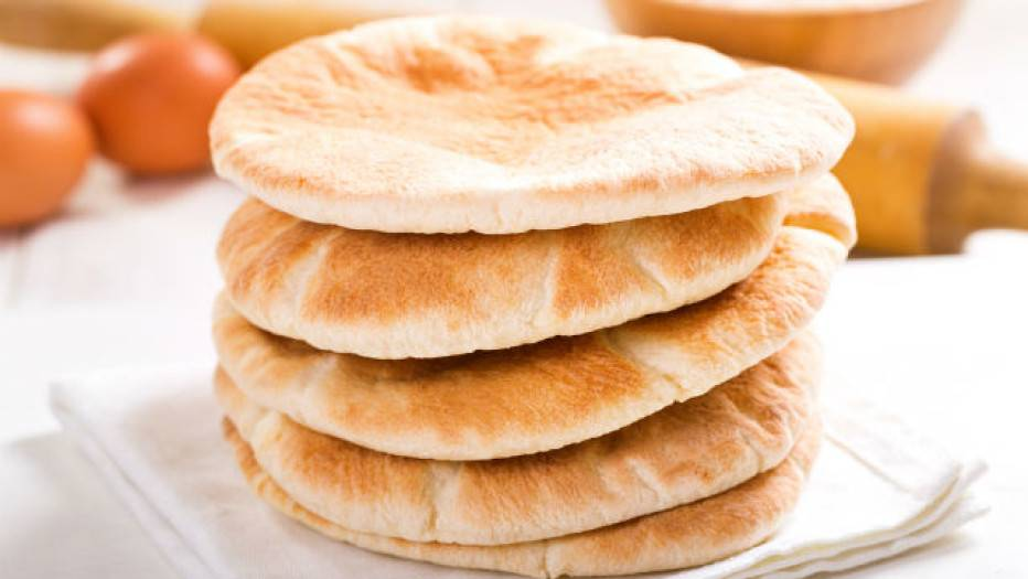 Лепешка пита: 8 арабских рецептов  