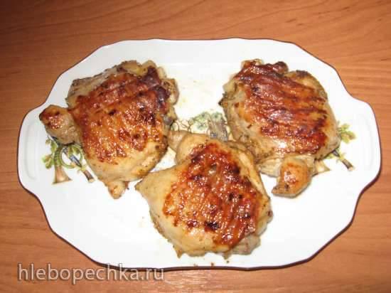 Куриные бедрышки в духовке с хрустящей корочкой — 5 самых вкусных и быстрых рецептов приготовления