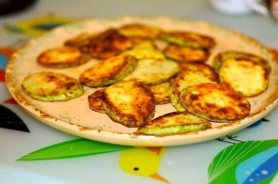 Кабачки по-гречески - 11 пошаговых фото в рецепте