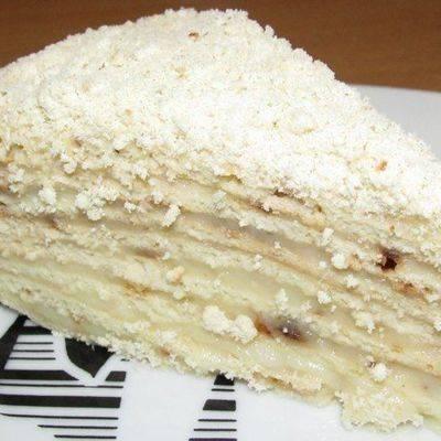Домашний торт на сковороде: 9 простых рецептов |
