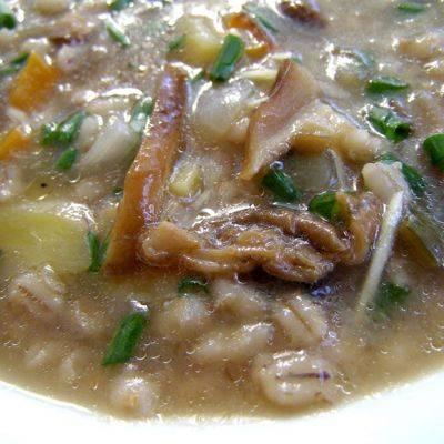 Грибной суп для похудения: как приготовить диетический суп
