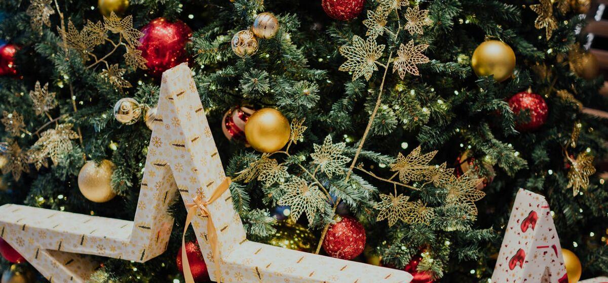 Дрожжевой пирог «рождественский венок»
