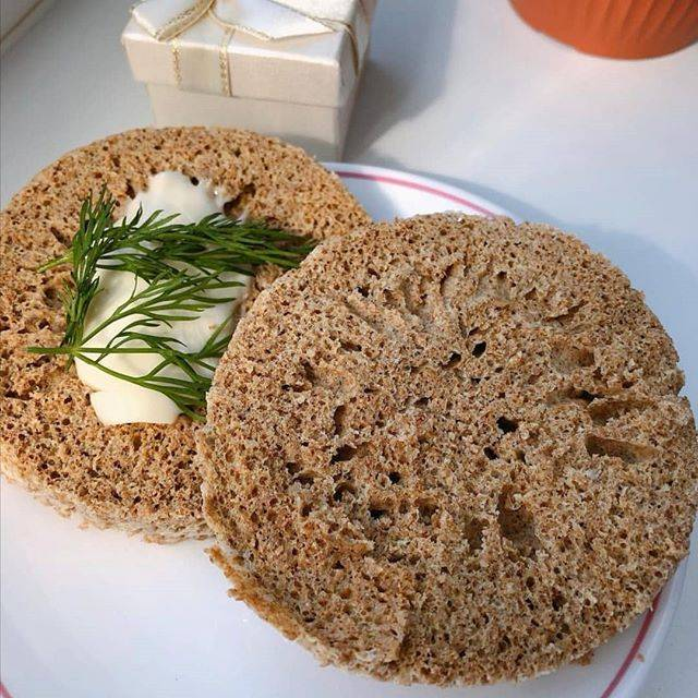 Хлебушек с прованскими травами