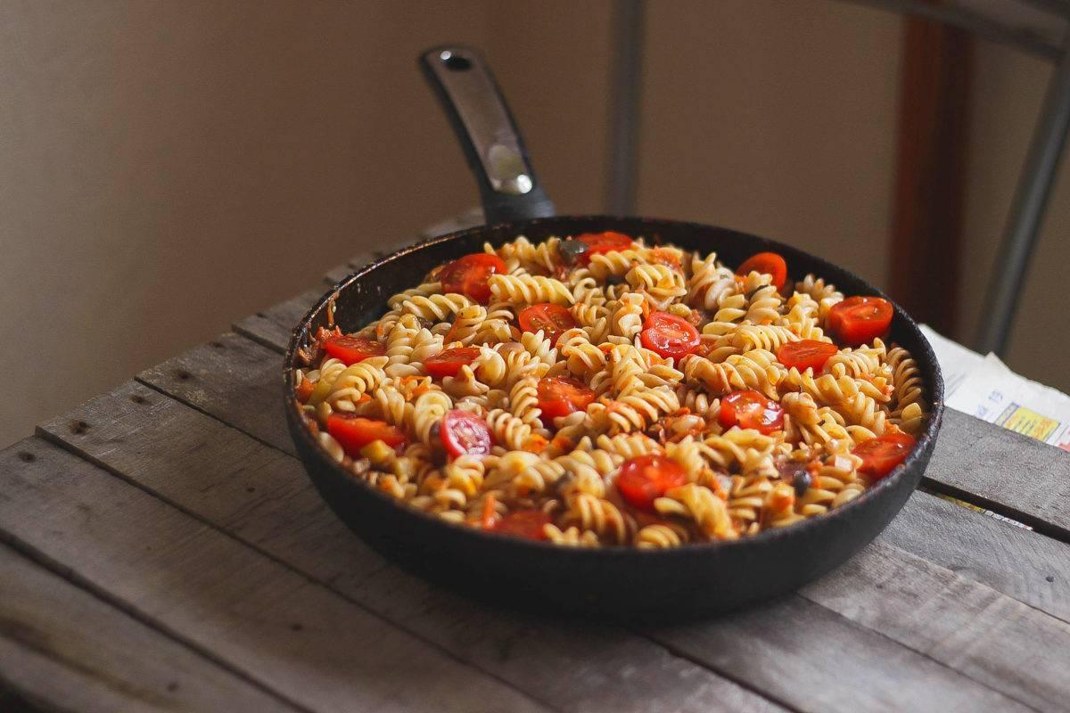 Рецепты паста примавера
