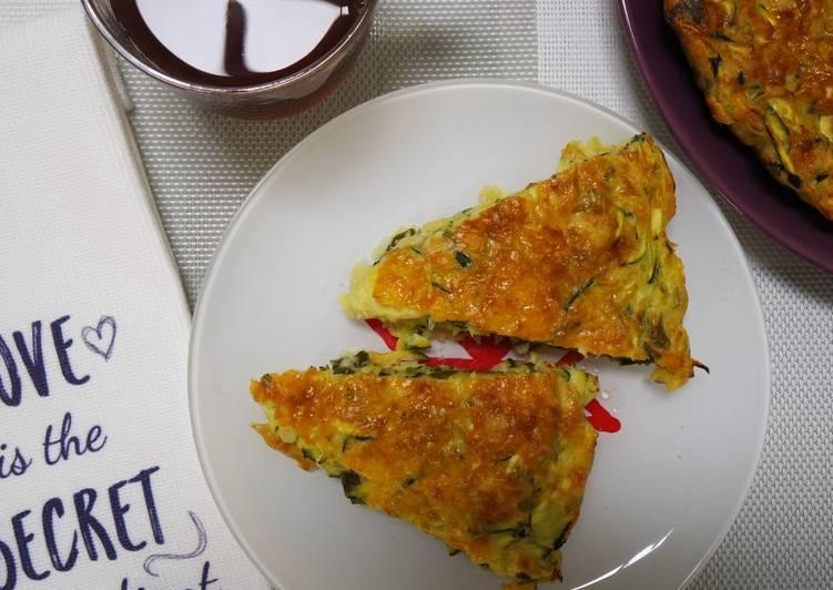 Торт из кабачков - рецепт с фото с помидорами, кефиром и сыром, запеченный в духовке (+3 рецепта)