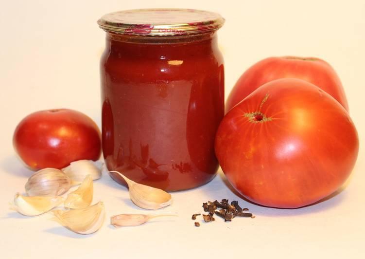 Как готовить томатно-сметанный соус