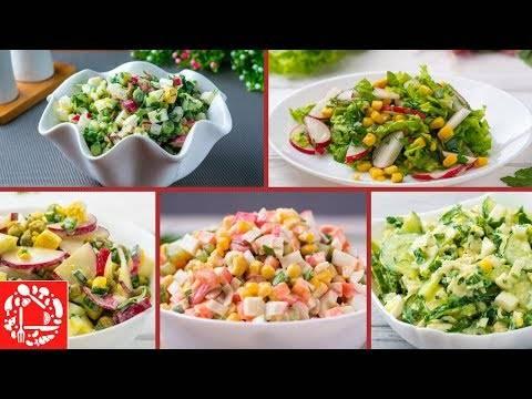 Необычные салаты из редьки – 7 простых рецептов