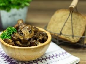 Зеленая чечевица с грибами рецепт с фото